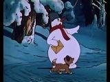 Мультфильм Снеговик почтовик