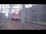 ЭП10-009 с поездом 60 София - Москва